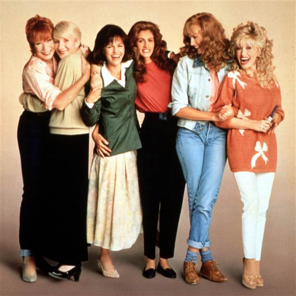 """movie review steel magnolias There's a reason we've now had three major productions of """"steel magnolias"""" in 25 years, and if this latest incarnation can't recapture all the."""