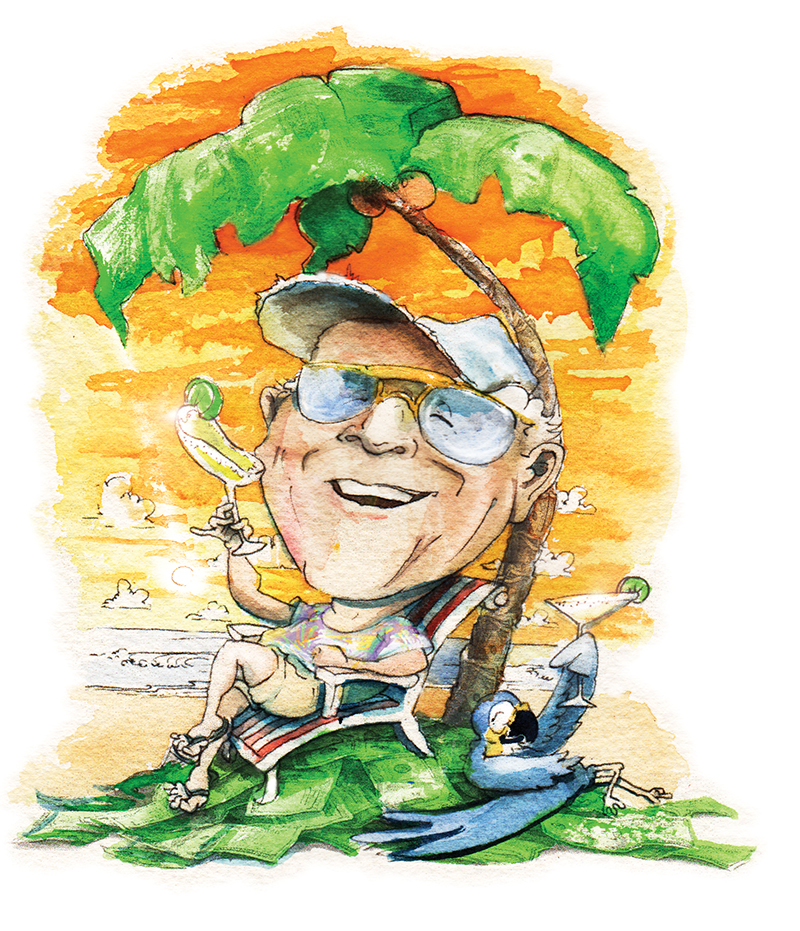 How Jimmy Buffett's