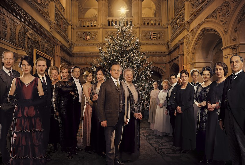 holiday viewing downton abbey christmas specials we rank the holidays with the crawley family screens the austin chronicle - Downton Abbey Christmas Special