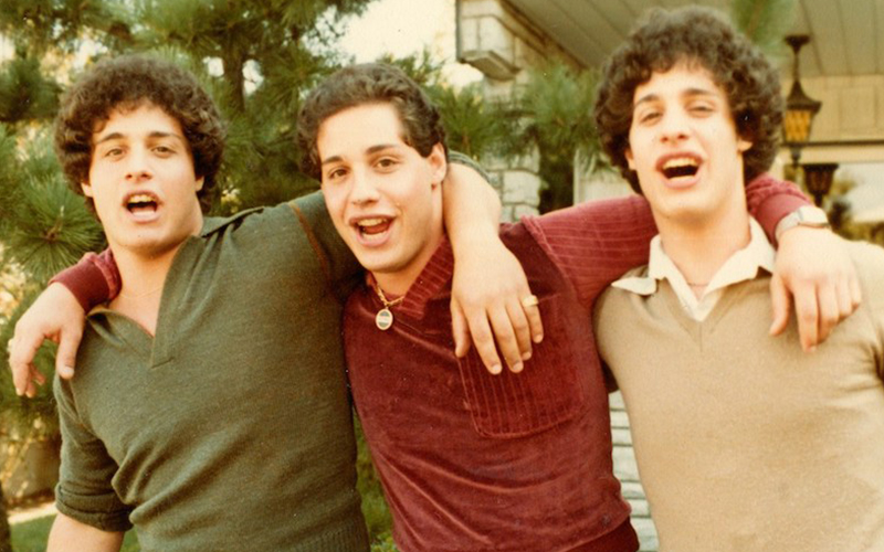 Three Identical Strangers at the Drafthouse