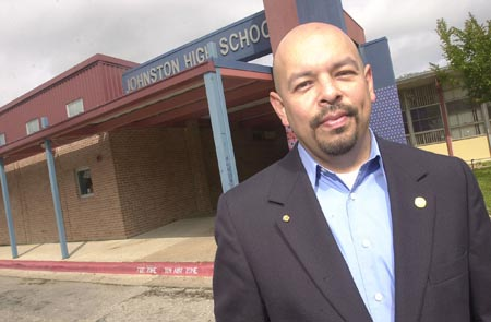 Paul Saldaña: PR guru and longtime critic of AISD Superintendent Meria Carstarphen eyeing post on the district's board of trustees