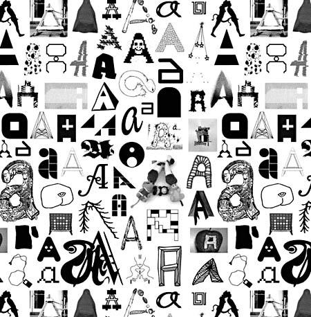 Alphabet The Artistic Interpretations