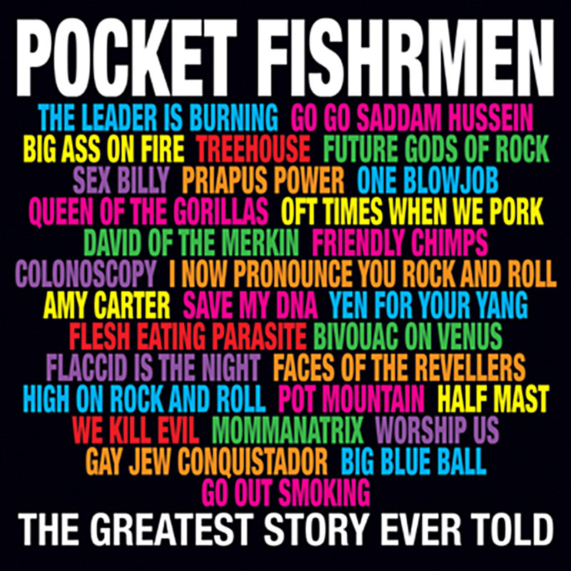 Pocket Fishrmen The Greatest Story Ever Told Album Review