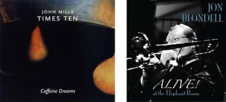 Review: John Mills Times Ten and The Jon Blondell Quintet