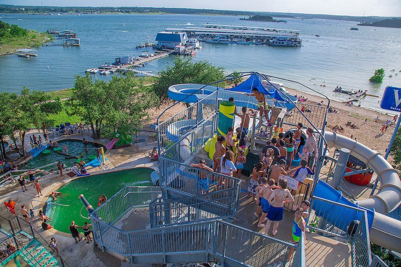 Volente Beach Resort Waterpark Image Via Https Www Beachsidebillys
