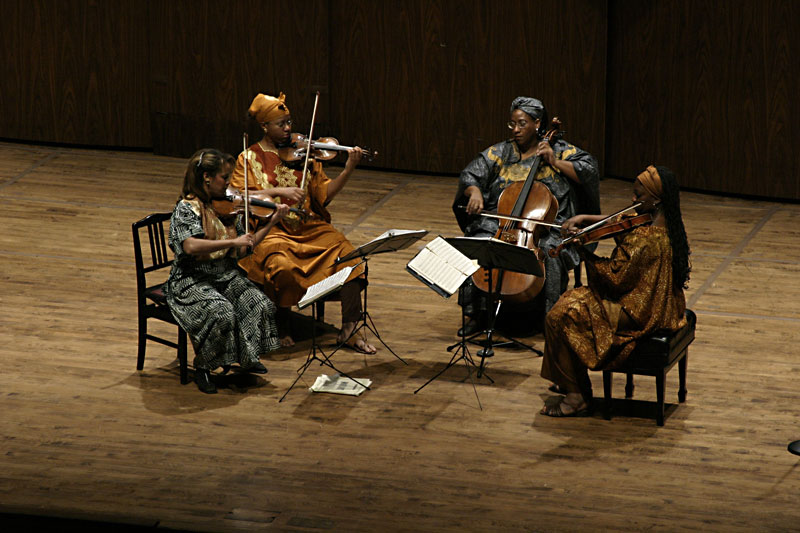 Review: Austin Chamber Music Festival: Marian Anderson