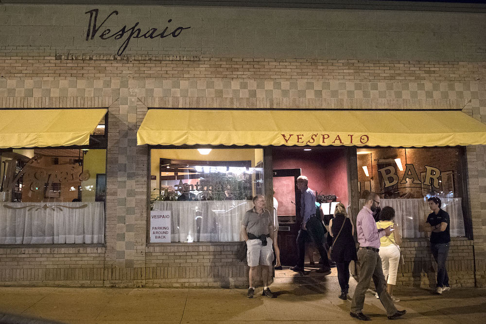 Italian Restaurants Near South Congress And South First In