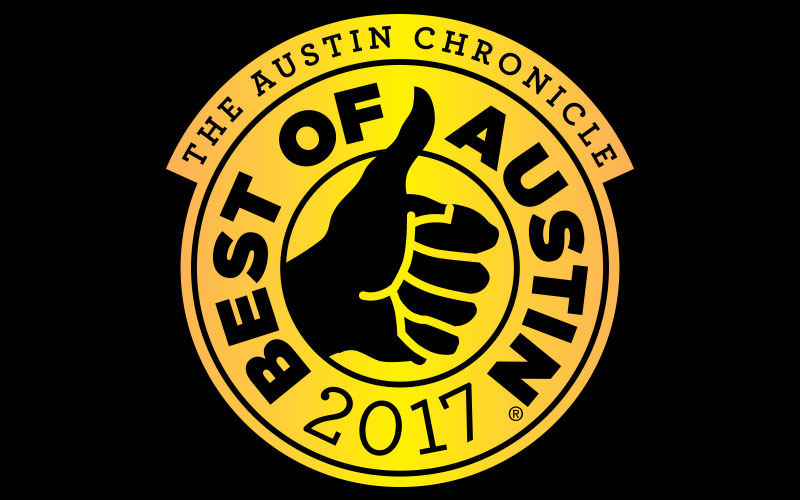 """Best of Austin"" Awards"