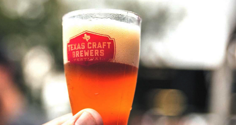 Food events community calendar saturday september 19 for Texas craft brewers festival