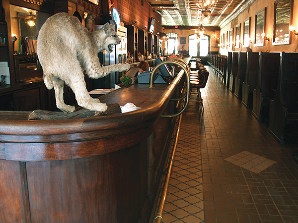 Day Trips Belly Up To The Longest Bar In Texas At The