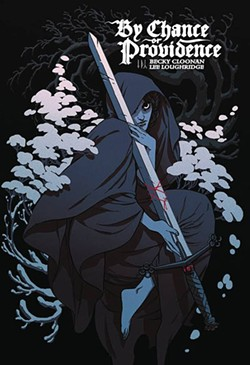 Becky Cloonan By Chance Or Providence