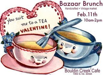 Bazaar Brunch: Valentineu0027s Day Edition