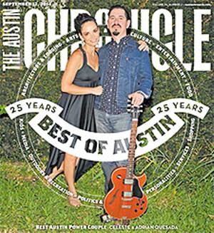 Best of Austin 2014 Cover