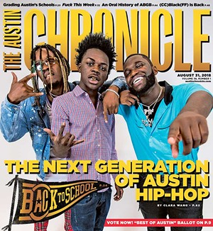 Archives - 2018 Issues - The Austin Chronicle