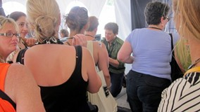 Mark Oldman a Hit at Food and Wine Festival