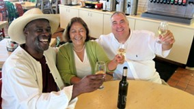 Houston Men Reunite Over Texas Wine