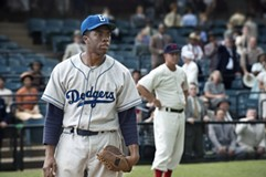 Jackie Robinson's Story Hits the Paramount With '42'