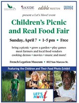 Free Community Children's Picnic and Real Food Fair