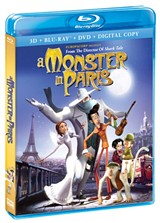 DVD Watch: 'A Monster in Paris'
