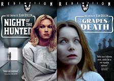 DVD Watch: 'Night of the Hunted'/'The Grapes of Death'
