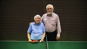 'Ping Pong' Earns Match Point