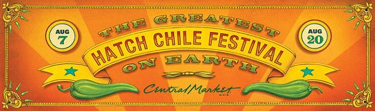 Annual Central Market Hatch Chile Festival Kicks Off Today