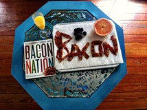 Cookbook Review: 'Bacon Nation'