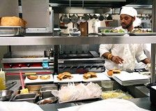 ACC Culinary's Cafe Bistrette Opens for Lunch Today