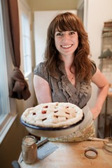 Pie-Making and Prose Poems Collide