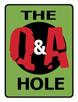 The Q&A Hole: What's the Best Thing They Got for Christmas?
