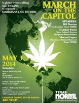 4:20 on 5/3: Rally for Pot-Law Reform
