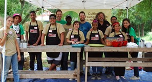 Gilmore Family Chefs Mentor Urban Roots Interns