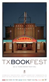 First Authors Announced for Texas Book Festival