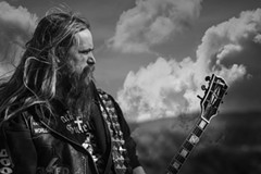 Zakk Wylde Summons Black Label Society