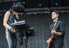 ACL Live Shot: Phantogram