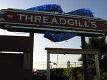 Threadgill's World HQ