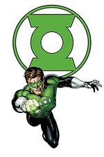 The Art of 'Green Lantern'