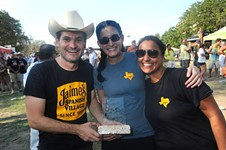 21st Annual 'Austin Chronicle' Hot Sauce Festival Winners