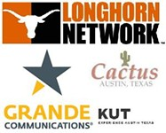 Longhorns on Grande, Cactus on Longhorns?