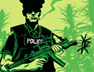 Reefer Madness: The Thin Green Line