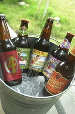 Handicapping Local Craft Brews