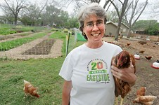 East Austin Urban Farm Tour To Benefit Farm and Ranch Freedom Alliance