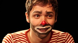 Sad Clown Makes for Happy Filmmaker