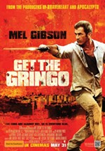 'Gringo' Mel Gibson Graces Alamo (Again)