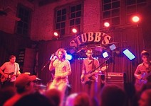Whalers EP Release with Tiger Waves at Stubb's 7/20 Recap
