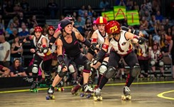 Texas Rollergirls: The 2012 Championship