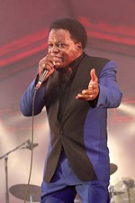 ACL Live Shot: Lee Fields & the Expressions
