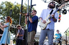 ACL Live Shot: The Eastern Sea