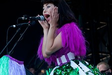 ACL Live Shot: Kimbra