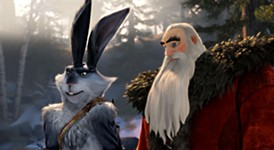 Revew: Rise of the Guardians